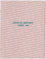 Los Angeles County Public Library Annual Report 1985 - 1986